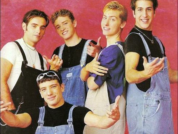 NSYNC Merchandise to Celebrate their 20th Anniversary