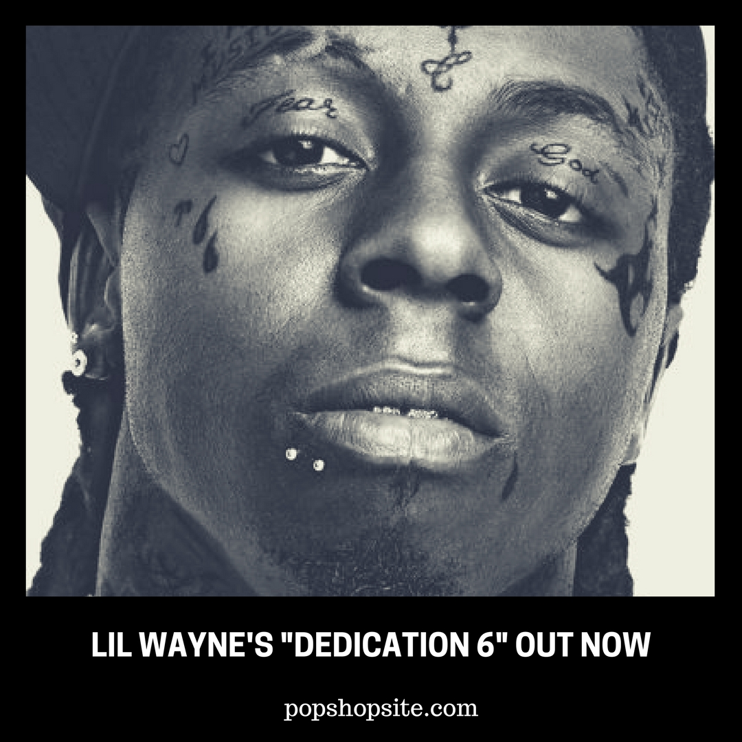 Lil Wayne Still Makes Music, 'Dedication 6' Out Now