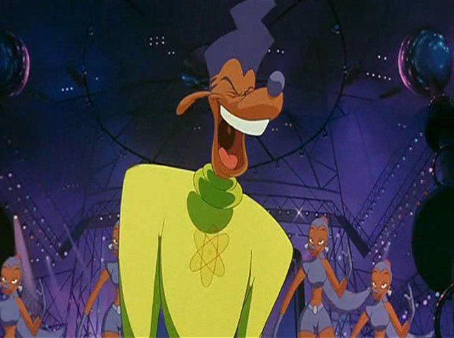 "THROWBACK THURSDAY: Powerline from ""A Goofy Movie"""