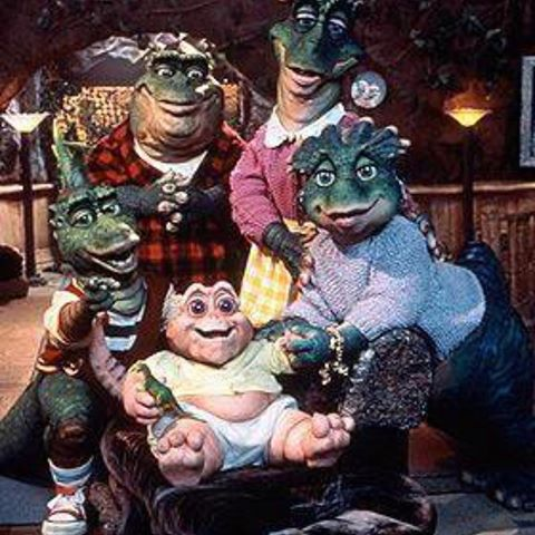 "FLASHBACK FRIDAY: 7 Things Worth Knowing About the Show ""Dinosaurs"""