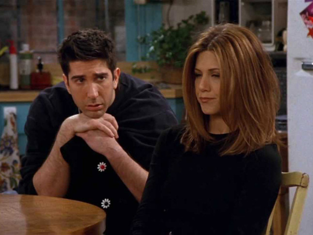 THROWBACK THURSDAY: Did Ross Cheat on Rachel?