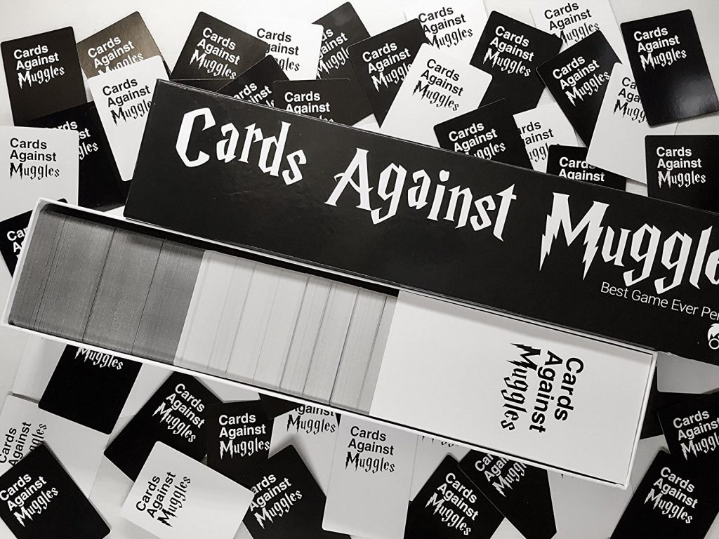 Cards Against Muggles Game