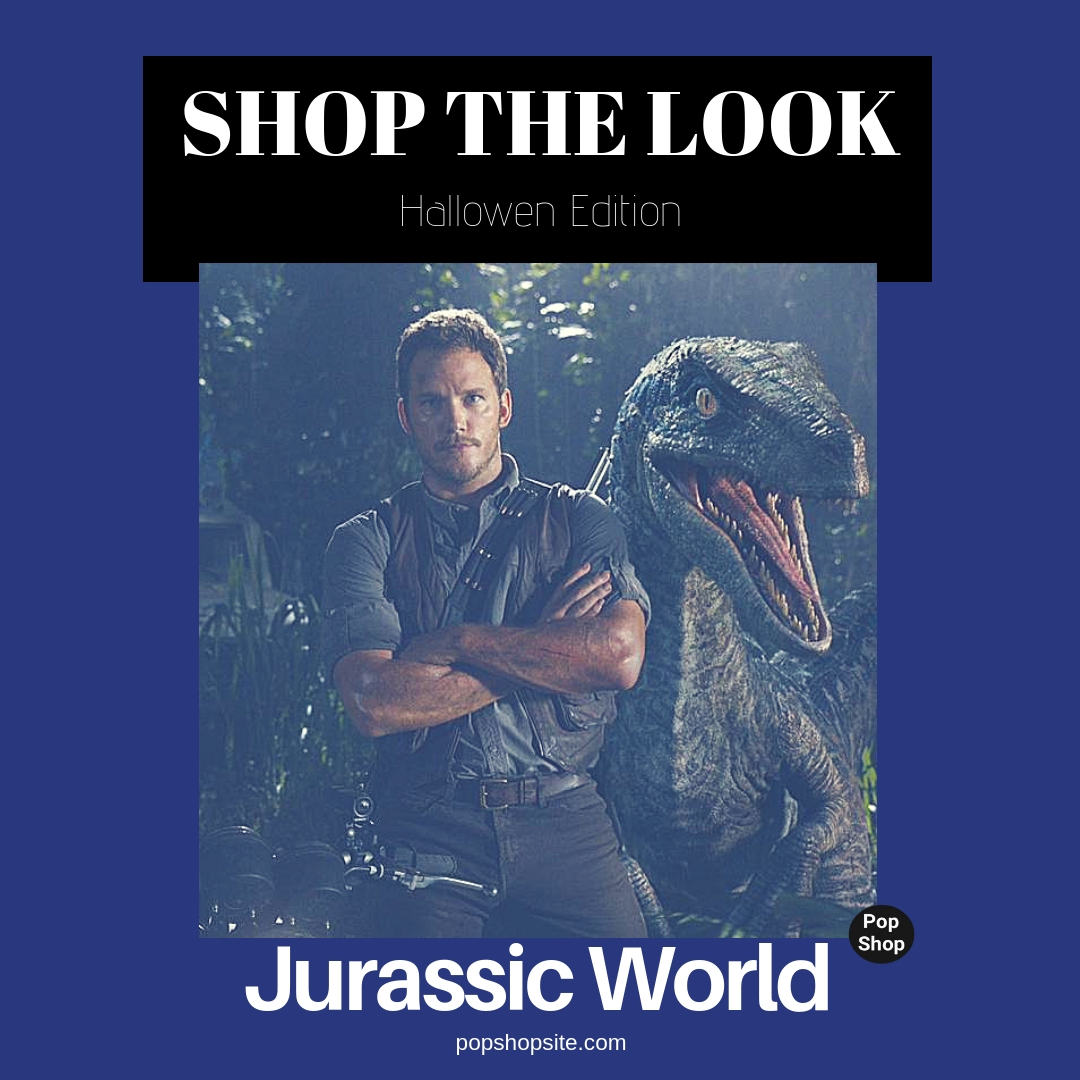 SHOP THE LOOK: Jurassic World Halloween Costumes