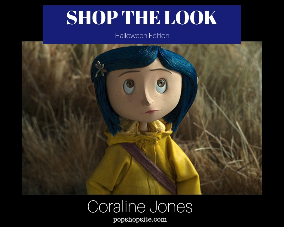 SHOP THE LOOK: Coraline Jones