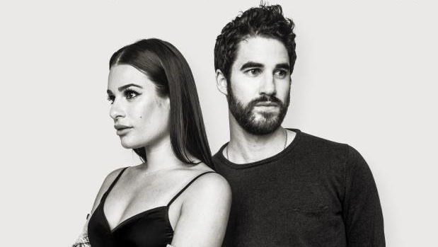 """WATCH: Glee Stars Lea Michele and Darren Criss Sing """"Shallow"""" From """"A Star Is Born"""""""