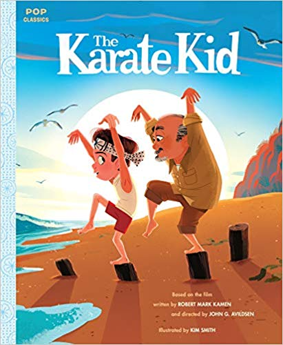 The Karate Kid Story Book by Kim Smith - Pop Shop