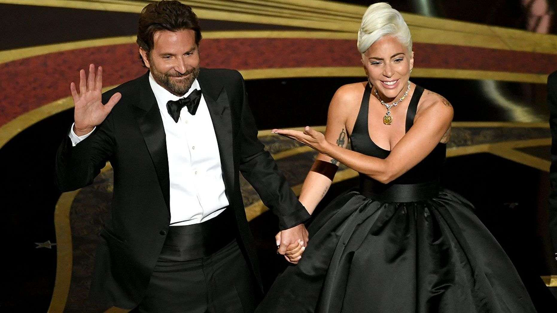 Lady Gaga and Bradley Cooper's On-Screen Chemistry Proves That They Are Great at Their Jobs