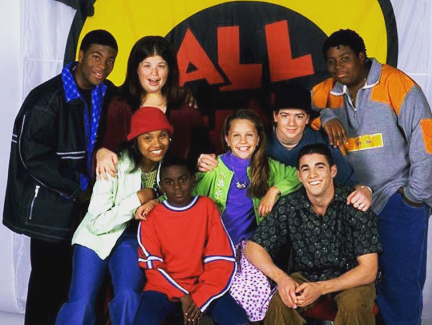 'All That' Is Coming Back