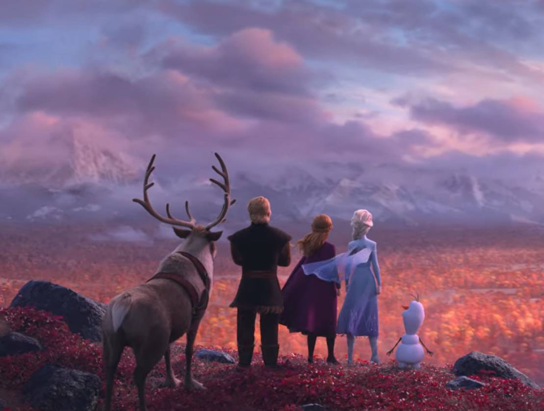 'Frozen 2' Teaser Trailer Out Now