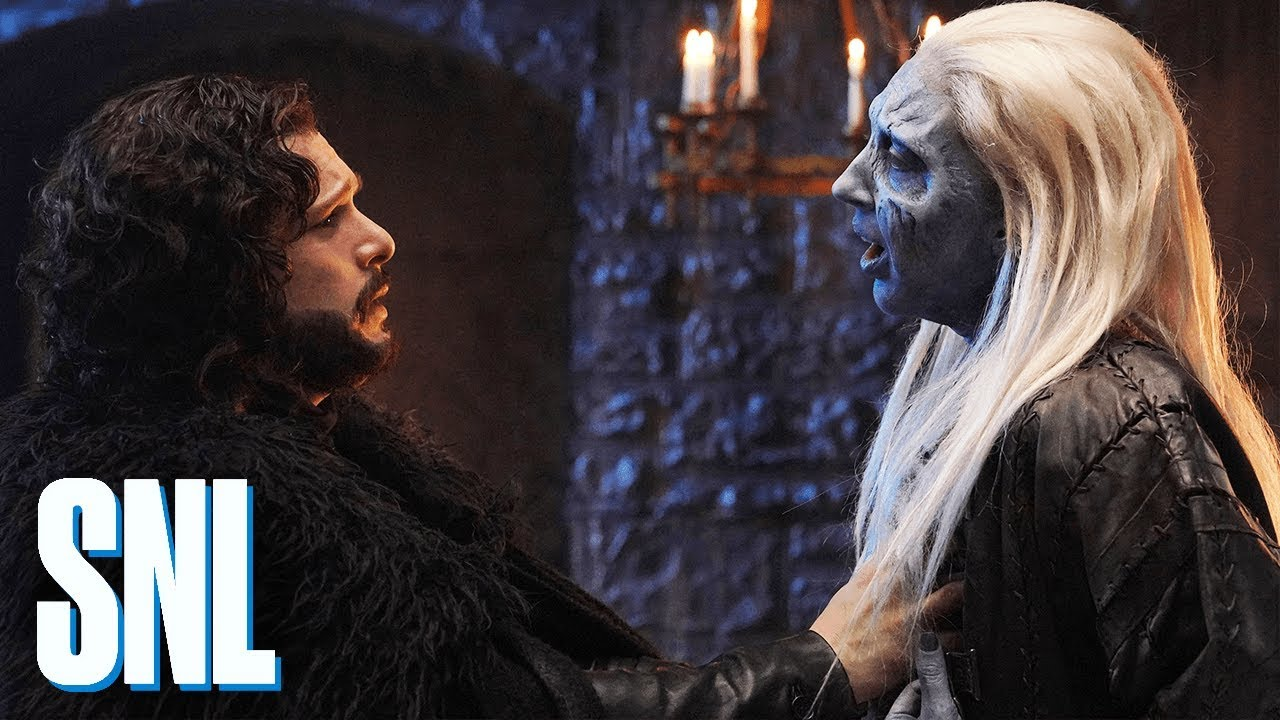 "12 ""Game of Thrones"" Moments From SNL"