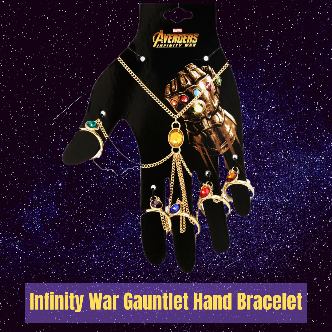 Infinity Stone Jewelry Now Sold at 'Hot Topic'
