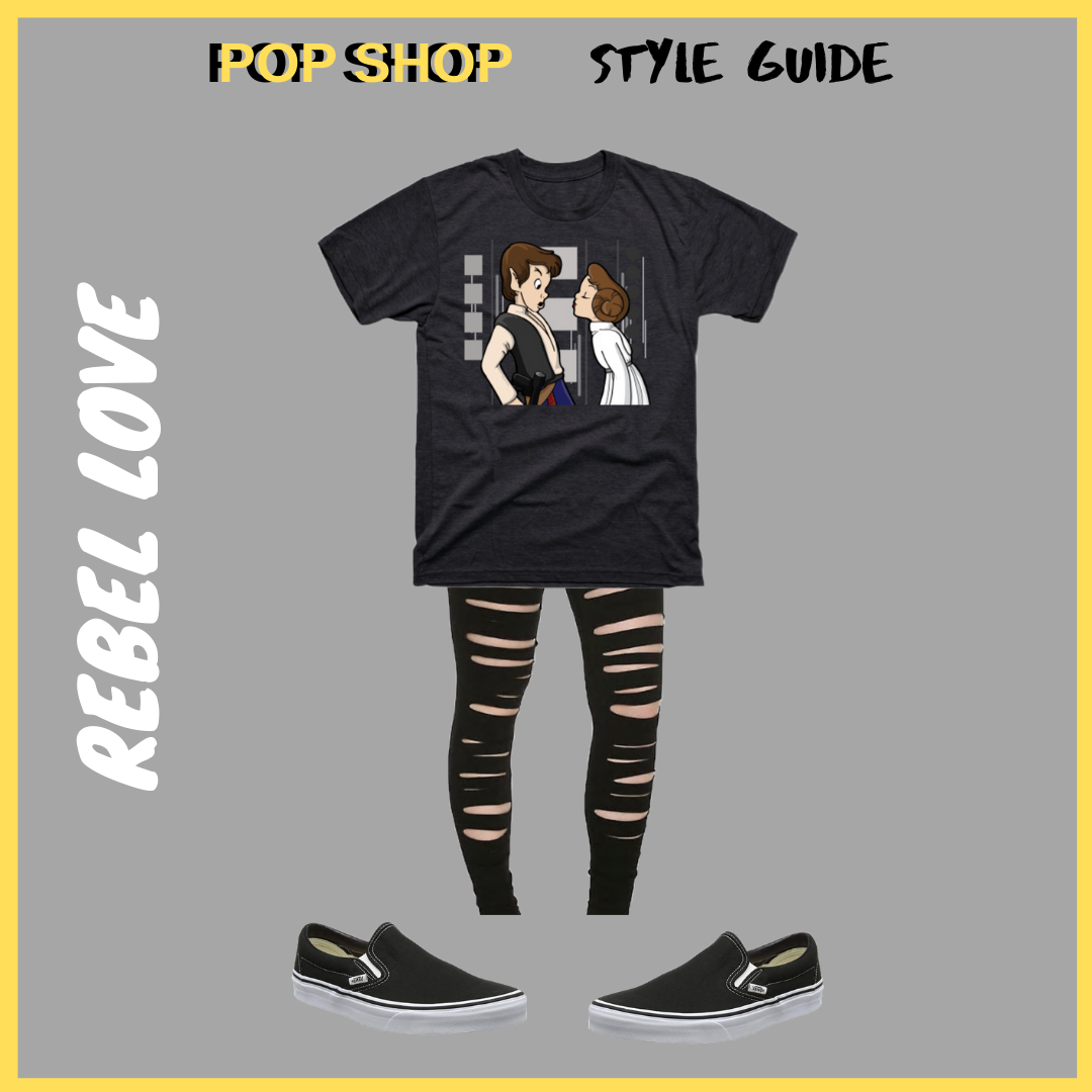 Pop Shop Style Guide: Star Wars, Rebel Love