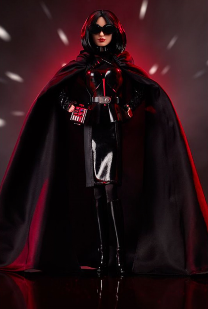 Star Wars Barbie Darth Vader