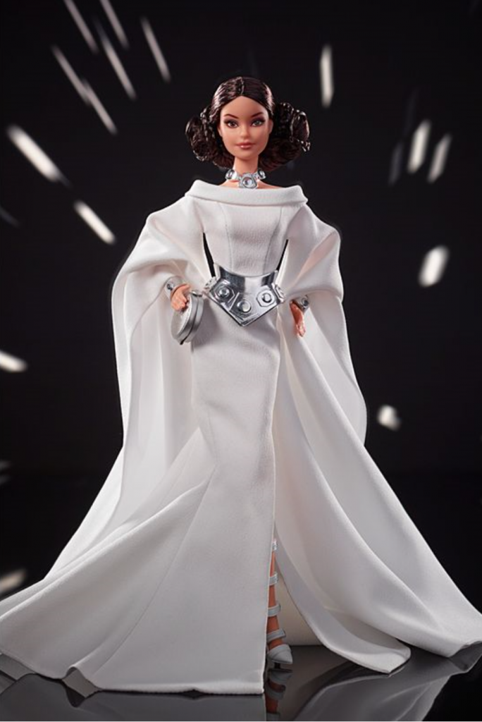 Star Wars Barbie Princess Leia