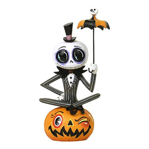 Jack Statue Nightmare Before Christmas Miss Mindy