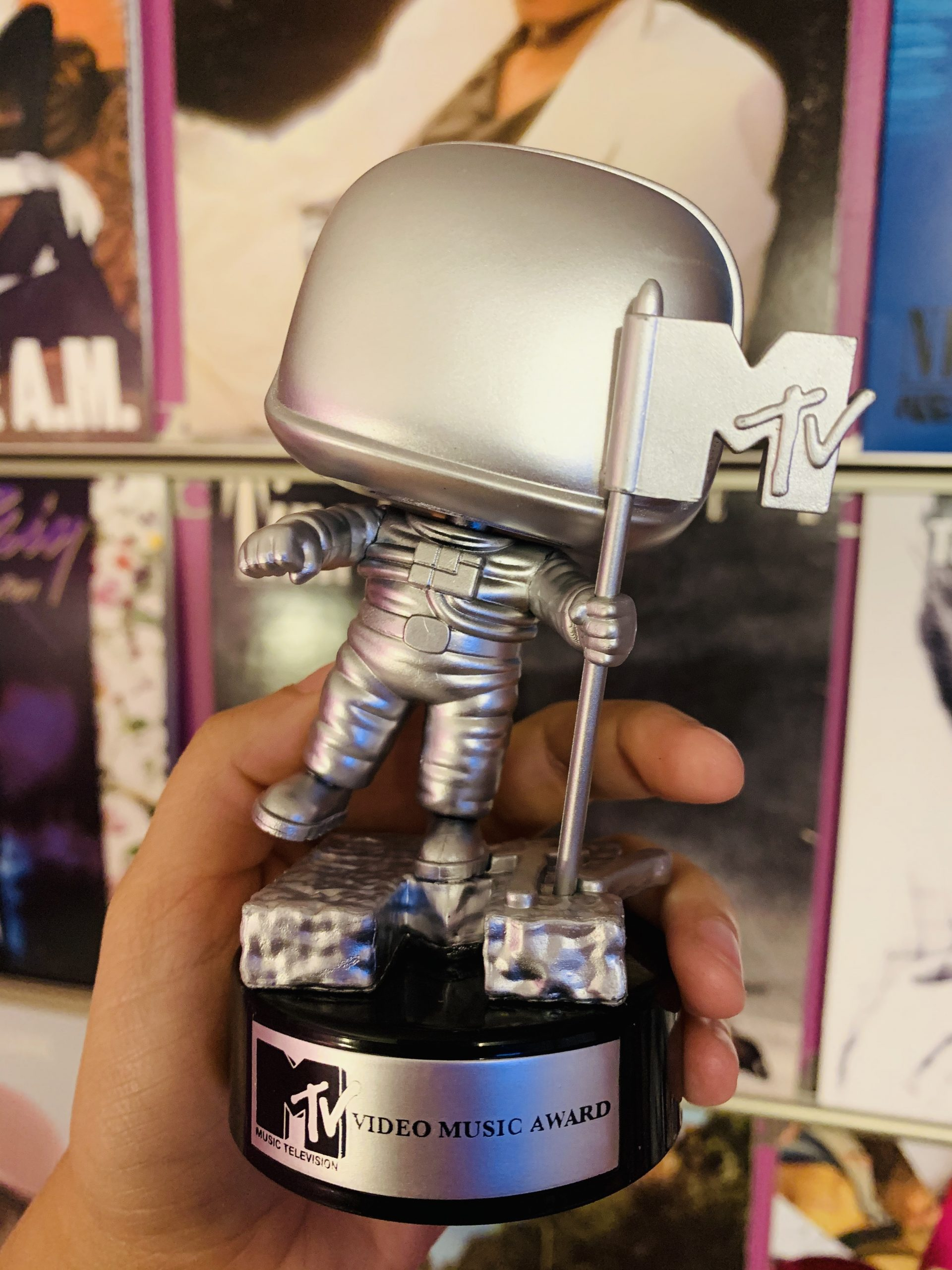 MTV Moon Person: A Brief History and the Latest Funko Pop