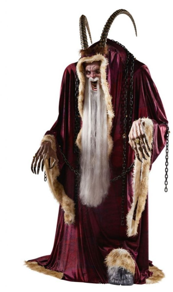 Krampus Animatronic - Pop Shop