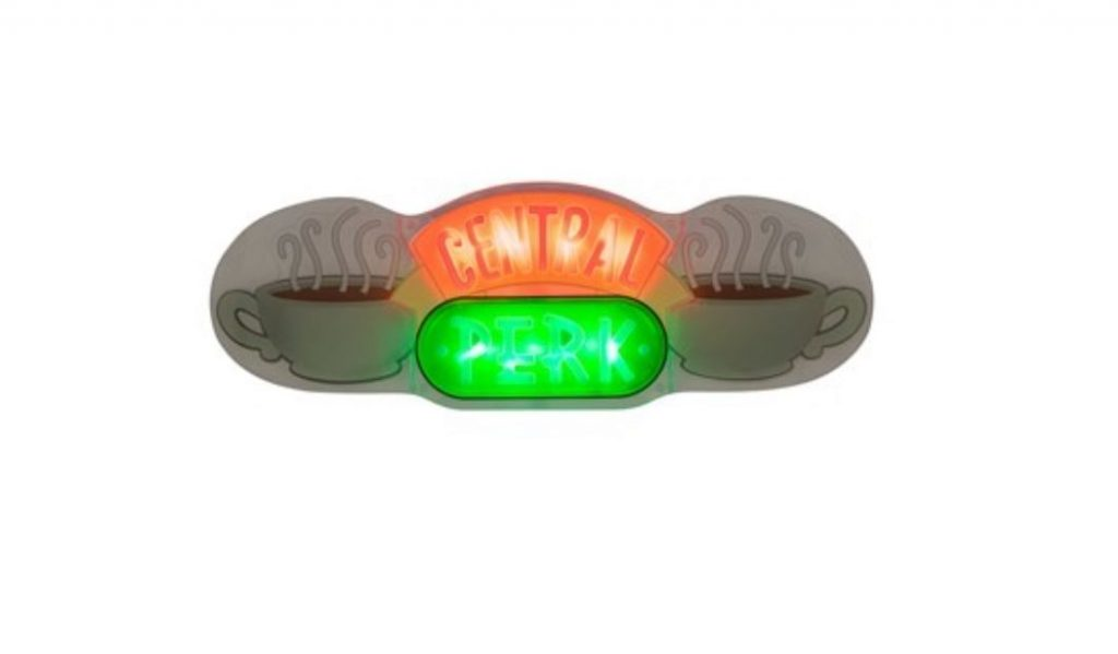 Central Perk Neon Sign - Pop Shop Gift Guide