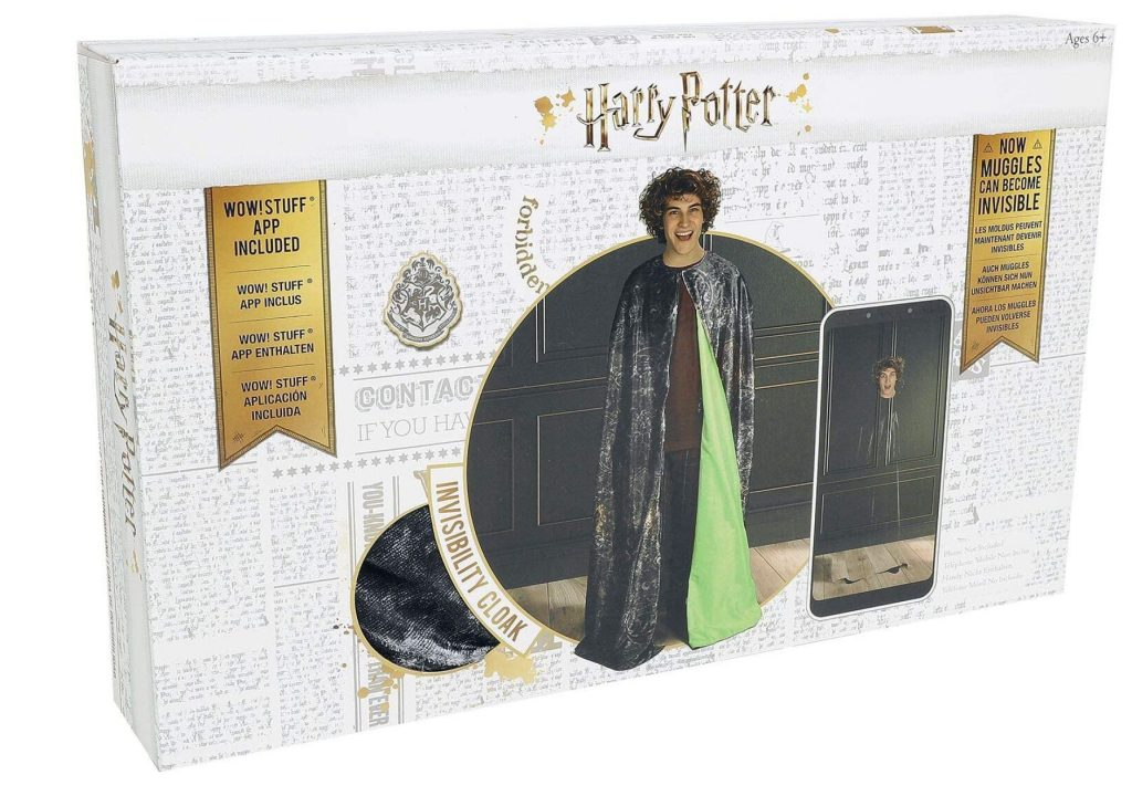 Harry Potter Invisibility Cloak - Pop Shop Gift Guide