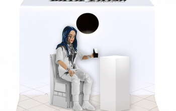 Two New Billie Eilish Dolls Are Coming Out in March